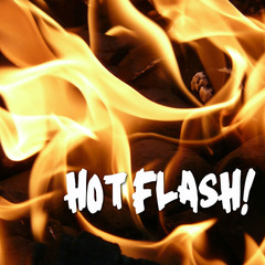 Teen hot flashes